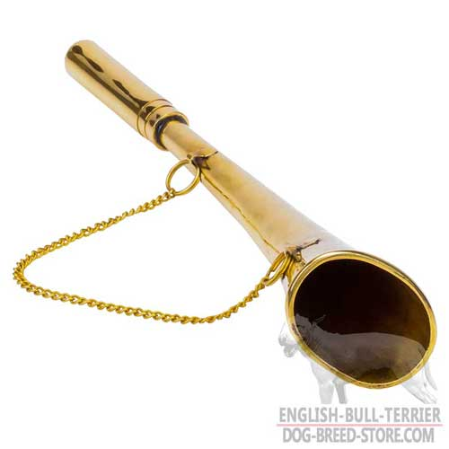 Reliable English Bull Terrier Training Whistle