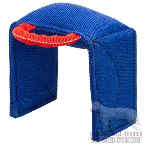Reliable French Linen Pad for English Bull Terrier Training