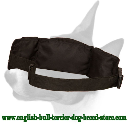 English Bull Terrier High-Quality Pouch