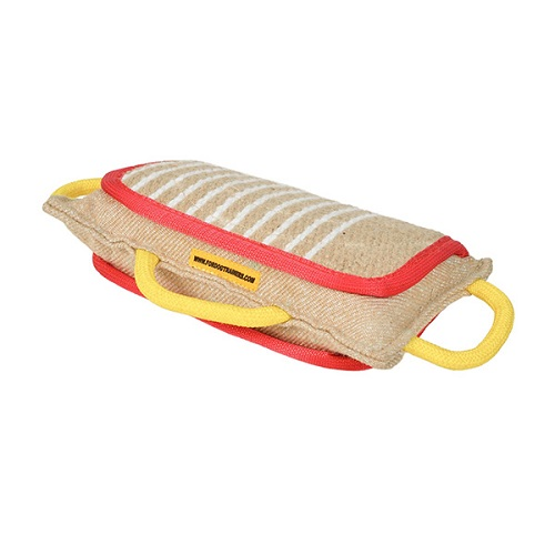 Extra Wide Dog Bite Pad For Bull Terrier Training