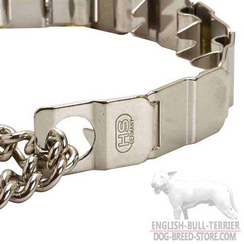 English Bull Terrier Durable Pinch Collar