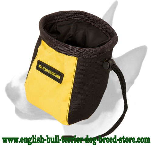 Tear-resistant training bag for English Bull Terrier