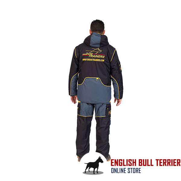 Train your Canine in Light and Strong Bite Suit