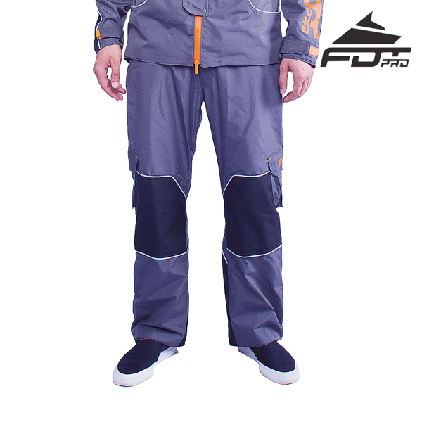 Pro Pants of Grey Color for Any Weather Conditions