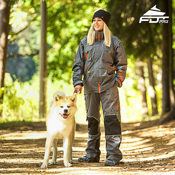 Men and Women Design Dog Tracking Jacket of Finest Quality Materials